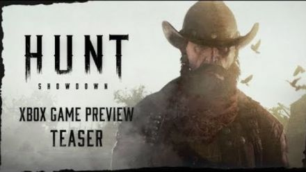 Hunt Showdown : Xbox Game Preview Teaser