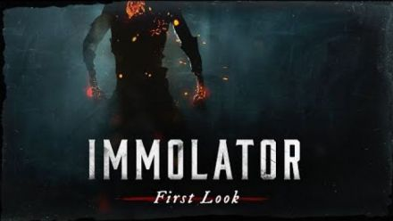 Hunt Showdown : Immolator teaser