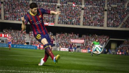 FIFA 15 - Gameplay, motion-capture et animation