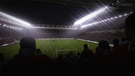 Vid�o : Jimmy Briand imite le jeu vidéo FIFA 15