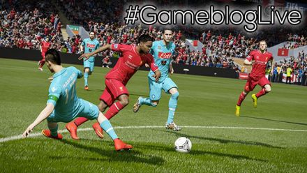 REPLAY. #GameblogLive : découvrez FIFA 15