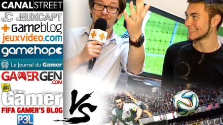 FIFA 15 : tournoi presse JV du 26 août 2014