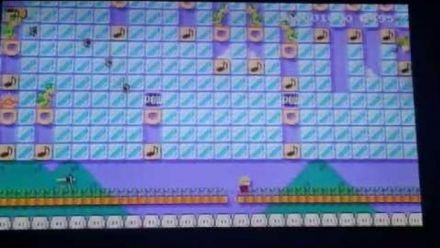 Super Mario Maker : Head Cha-La!