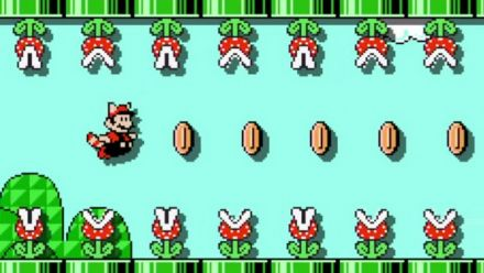 Mario Maker : trailer des Game Awards 2014