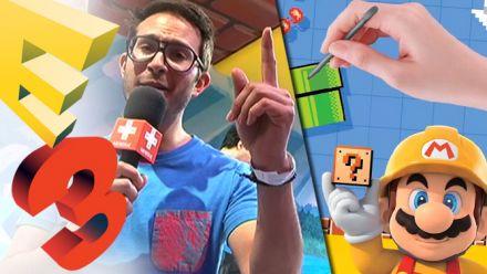 E3 2015 : Super Mario Maker, nos impressions créatives
