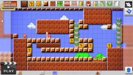 Super Mario Maker : Michel Ancel (Ubisoft) parle du jeu et de son niveau