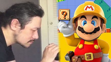 Super Mario Maker : Koji Igarashi crée un niveau