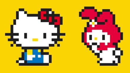 Hello Kitty débarque dans Super Mario Maker