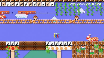 Super Mario Maker : 1 million de niveaux créés