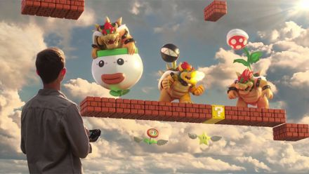 Super Mario Maker : trailer The Build