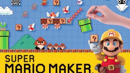 Super Mario Maker : trailer date de sortie et amiibo
