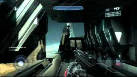 vidéo : Halo 2 Anniversary Gameplay