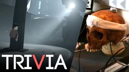 Vid�o : TRIVIA : Le crâne humain, morbide instrument des musiques d'Inside !