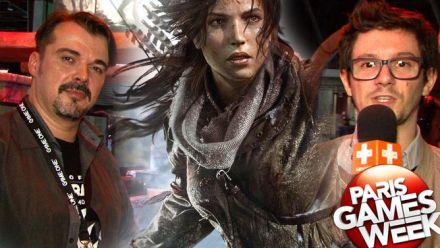 Rise of the Tomb Raider : interview de Vincent Monnier