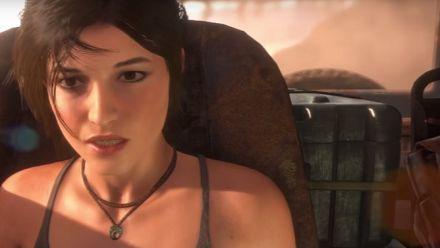 Rise of the Tomb Raider révèle sa démo de gameplay en Syrie