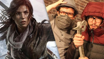 REPLAY. Découverte sur Rise of the Tomb Raider