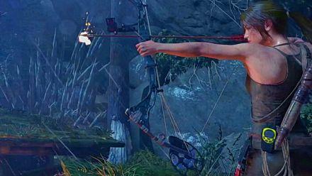 Rise of the Tomb Raider: Women vs Wild 2 - Guerrilla Combat