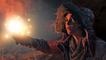Rise of the Tomb Raider : E3 2015 gameplay trailer