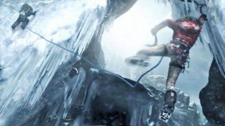Rise of the Tomb Raider survit en vidéo Preview E3