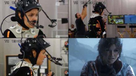 Rise of the Tomb Raider : Motion capture avec Camilla Luddington