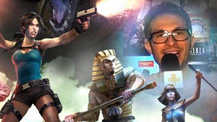 Vid�o : E3 2014 : Lara Croft and the Temple of Osiris, impressions vidéo