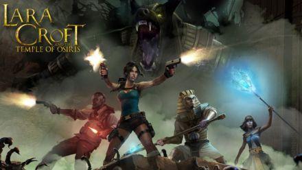 Vid�o : Lara Croft and The Temple of Osiris - Gameplay E3 2014