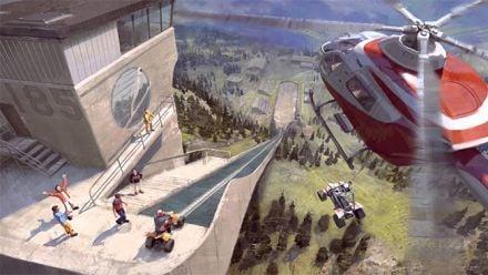 Vid�o : Criterion Games : Vidéo E3 2014