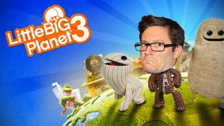 vid�o : REPLAY. #GameblogLive : à la découverte de LittleBigPlanet 3