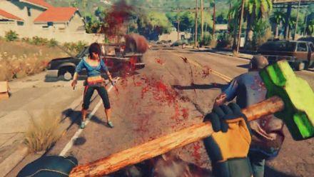 Vid�o : Dead Island 2 : première vidéo de Gameplay