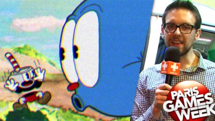 Vid�o : Paris Games Week : impresisons Cuphead