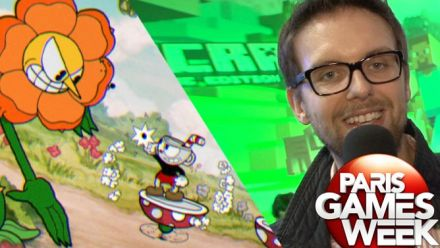 Vid�o : Cuphead : On y a rejoué à la Paris Games Week 2016