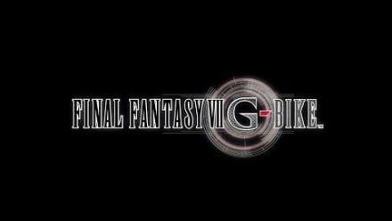 Final Fantasy VII G-Bike - Bande annonce