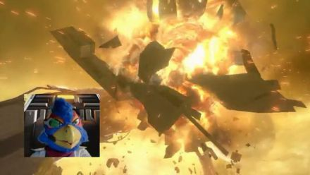 Vid�o : Star Fox Zero : 'Spiders' Gameplay Teaser