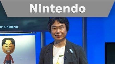 Vid�o : E3. Miyamoto présente ses jeux