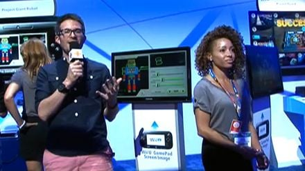 Vid�o : E3 2014 : Project Guard et Project Giant Robot avec JulienC