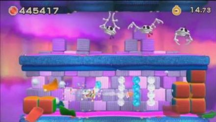 Vid�o : Yoshi's Woolly World : Musique inédite #10