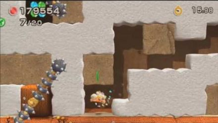 Vid�o : Yoshi's Woolly World : Musique inédite #12
