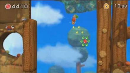 Vid�o : Yoshi's Woolly World : Musique inédite #11