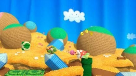 Vid�o : Yoshi's Woolly World : les 40 amiibo utilisables