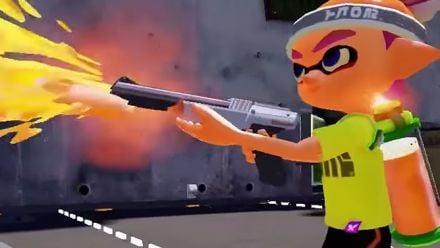 Vid�o : Splatoon : Premier DLC gratuit avec le Nintendo Zapper