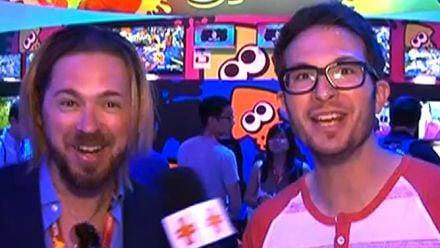 E3 2014 : Splatoon Wii U, nos impressions vidéo