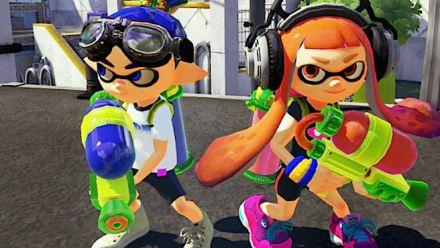 Splatoon, l'exclu Wii U éclate son solo en vidéo