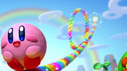 Vidéo : Kirby and the Rainbow Curse : trailer de Noël