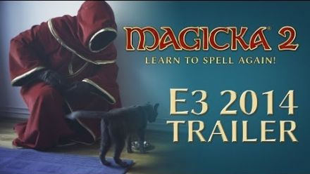 Vid�o : Magicka 2 - Trailer E3 2014