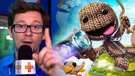 E3 2014 : Little Big Planet 3, nos impressions vidéo