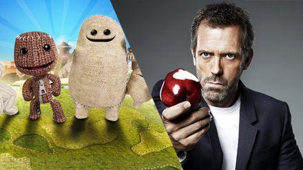Hugh Laurie dans LBP 3