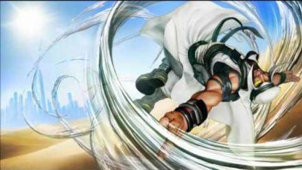 vidéo : Street Fighter V : Thème musical de Rashid