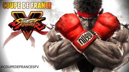 Vid�o : Coupe de France de Street Fighter V - teaser