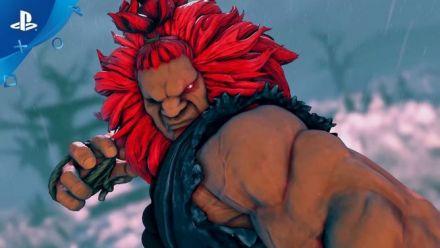 Vid�o : Akuma s'annonce sur Street Fighter V
