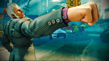 Vid�o : Street Fighter V : Présentation de Urien